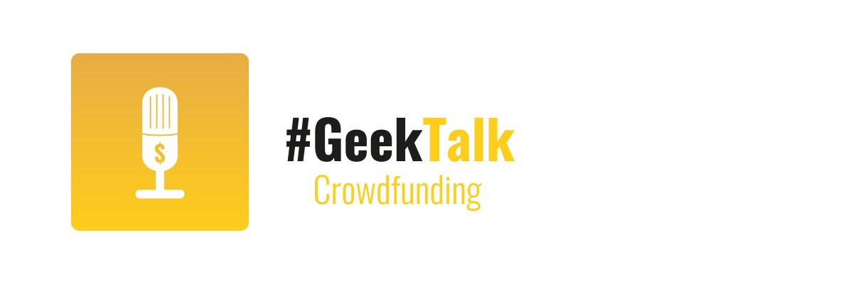 026 – Petato QUEEK – #GeekTalk Crowdfunding Podcast